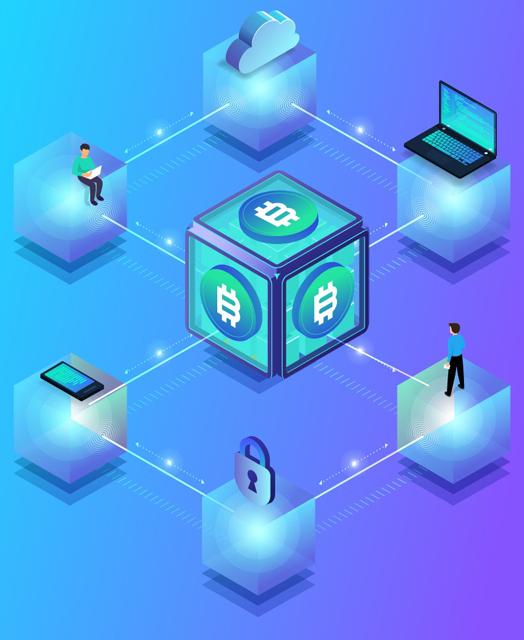 Blockchain Development in Bahrain   Redsky Software
