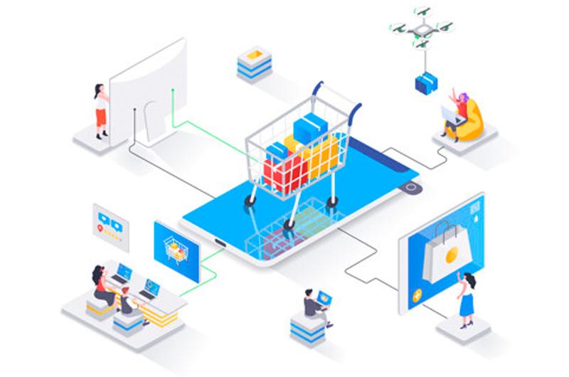 E-Commerce Development company in Bahrain   Redsky Software